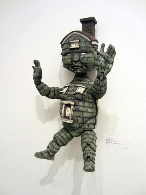 Calvin Ma @ Roscoe Ceramic Gallery