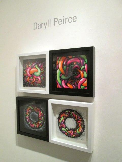 Daryll Peirce